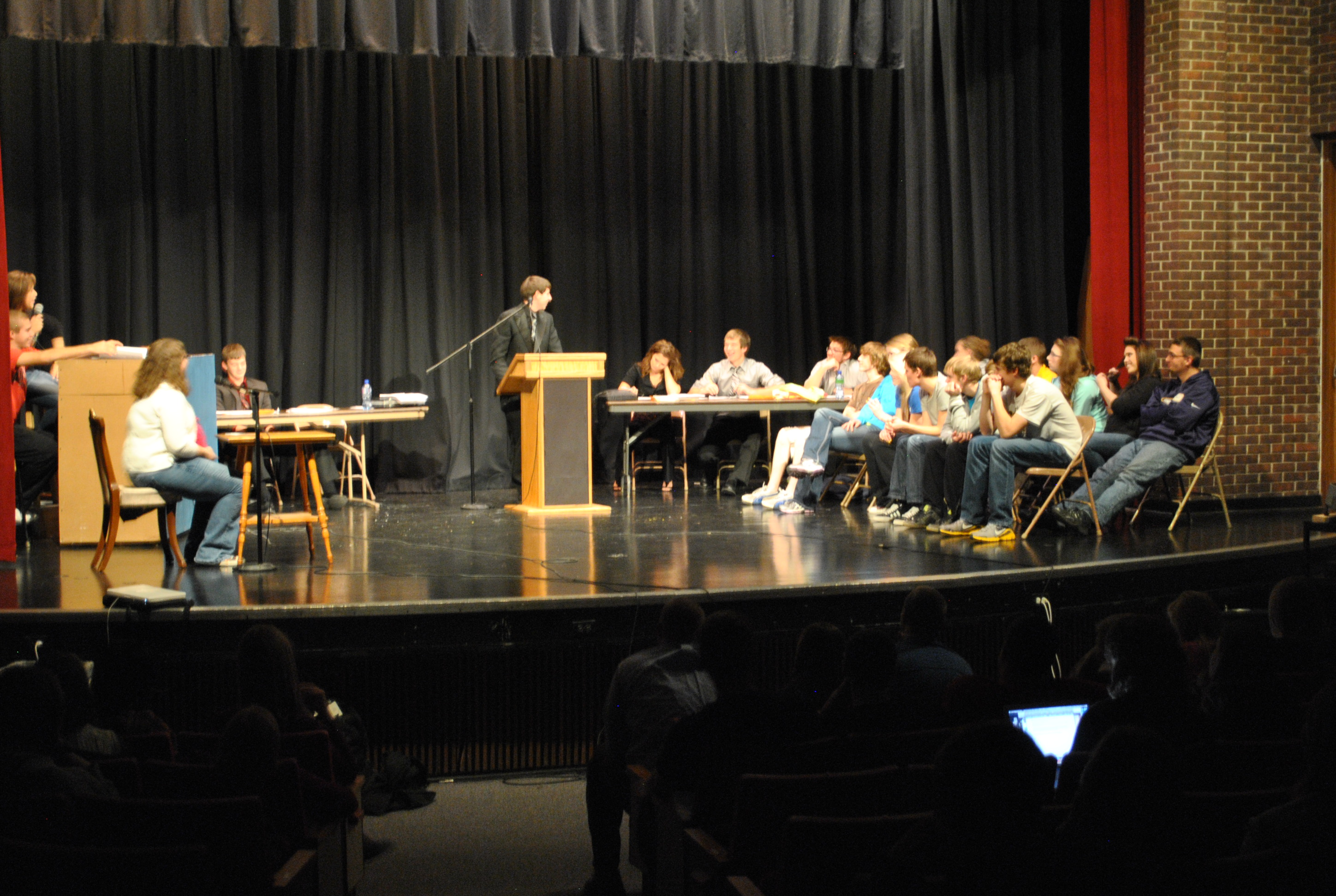 mock trial reflection Mock trial as presented on schoolhouseteacherscom by deborah burton, a homeschooling mother of two and a licensed attorney, covers topics such as the judicial branch of the government, the first amendment, contracts, criminal law, tax reform, and much more.